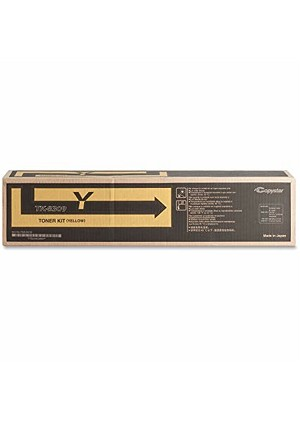 Copystar Yellow Toner Cartridge (15K)  (1T02LKACS0)