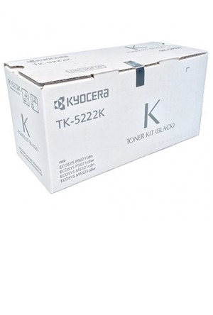 Kyocera Black (Standard Yield) Toner Container (1.2K)   (1T02R90US1)