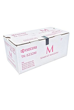 Kyocera Magenta (High Yield) Toner Container (2.2K)   (1T02R9BUS0)