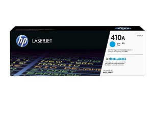 HP 410A (CF411A) Cyan Original LaserJet Toner Cartridge (2300 Yield) (CF411A)