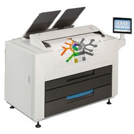 KIP 860 Multifunction Color System