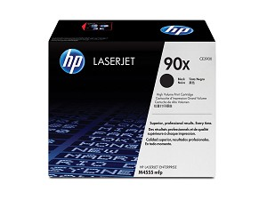 HP 90X (CE390X) LaserJet M4555 MFP Enterprise 600 M602 M603 High Yield Black Original LaserJet Toner Cartridge (24000 Yield)  (CE390X)