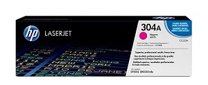 HP 304A (CC533AG) Magenta Original LaserJet Toner Cartridge for US Government (2800 Yield) (CC533AGOV)