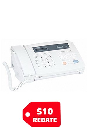 Brother FAX-275 Personal Fax Machine