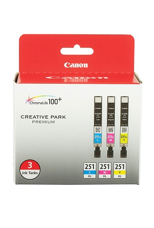Canon CLI-251XL 3 Multi Pack  (6449B009)