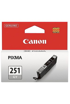 Canon CLI-251 Gray Ink Tank  (6517B001)