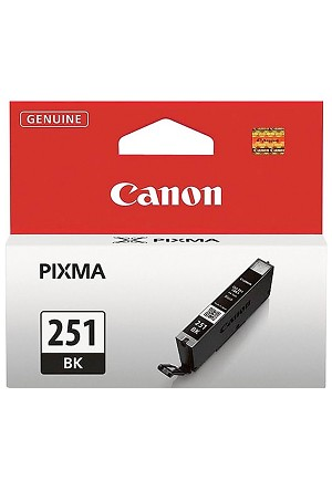 Canon CLI-251 Black Ink Tank  (6513B001)