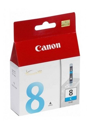 Canon CLI-8 Photo Cyan Ink Tank (0624B002)