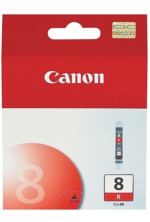 Canon CLI-8 Red Ink Tank (0626B002)