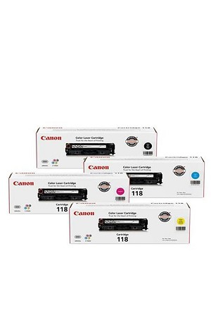 Canon Cartridge-118 Value Pack (2662B004AA)