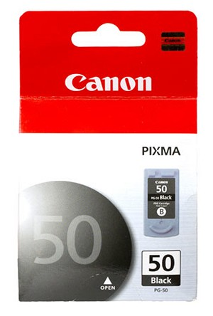 Canon PG-50 Black Cartridge (0616B002)