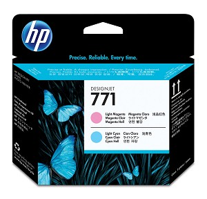 HP 771 (CE019A) Light Magenta/Light Cyan Printhead (CE019A)