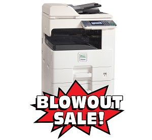 Copystar FS-6525 Monochrome MFP Package 3 (25ppm)