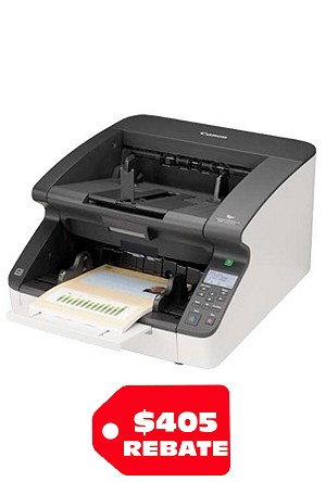 Canon imageFORMULA DR-G2110 USB Production Scanner