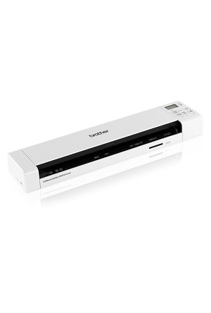 Brother DS-920W Wireless Duplex Mobile Color Page Scanner (8ppm/10ipm)