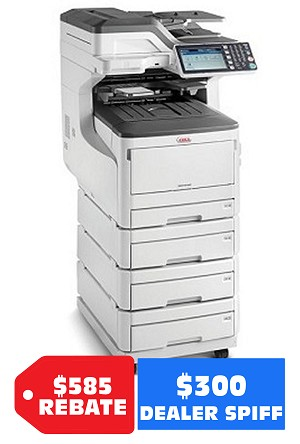 Okidata ES8473x Color MFP (35ppm/35ppm)