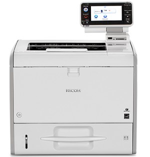 Ricoh SP 4520DN Black and White Printer (42ppm)