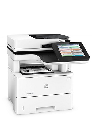 HP  Black & White LaserJet Enterprise Flow M527c 45 ppm Multifunction