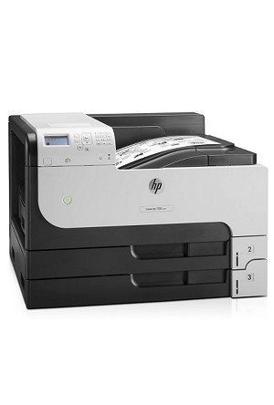 HP Black & White LaserJet Enterprise Printer M712n 40ppm Printer