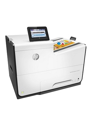 HP ColorPageWide Enterprise 556dn 50ppm/ 50ppm Printer