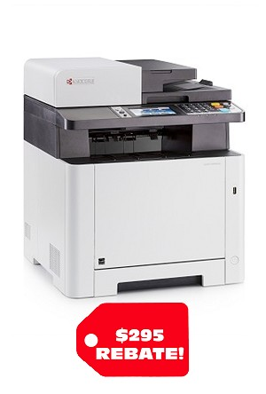 Kyocera Ecosys M5526CDW Color MFP (27ppm/27ppm)