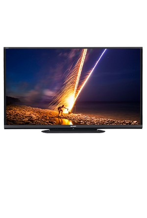 Sharp LC-90LE657U 90-inch Class Diagonal Commercial LED Smart TV