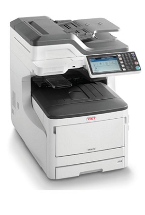 Okidata ES8473 Color MFP (35ppm/35ppm)