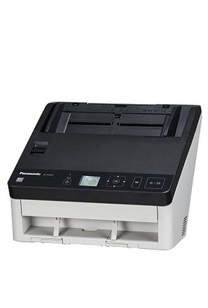 Panasonic KV-S1027CNT Color Sheetfed Scanner Bundle (45ppm)