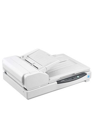 Panasonic KV-S7075C Color Flatbed & Sheetfed Scanner (80ppm)