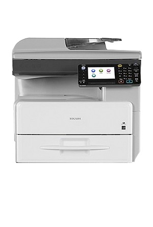 Ricoh MP 301SPF Black and White Laser Multifunction Printer (31ppm)