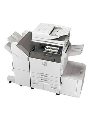 Sharp MX-4050N Color Desktop Laser Multifunction Copier (40ppm/40ppm)