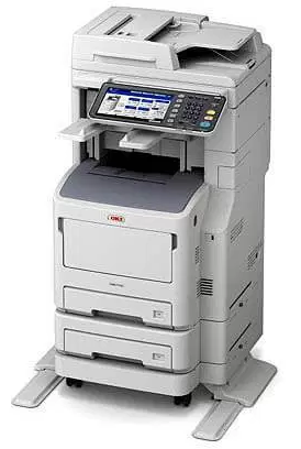Okidata MB770fx+ Workgroup Monochrome MFP (55ppm)