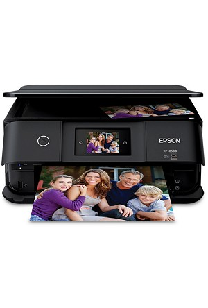 Epson Expression Photo XP-8500 Small-in-One All-in-One Printer (9/9.5 ppm)