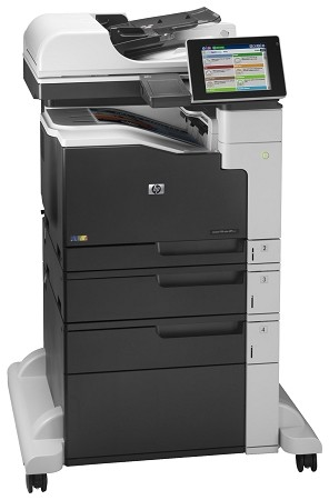 HP Color LaserJet Enterprise M775f 30ppm/ 30ppm Multifunction Printer/ Copier/ Scanner/ Fax