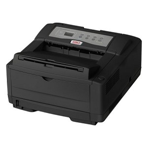 Okidata B4600n Black Digital Monochrome Printer w/PostScript (27ppm)