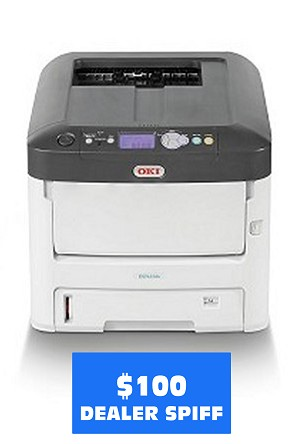 Okidata ES7412 Digital Color Printer (35ppm/37ppm)